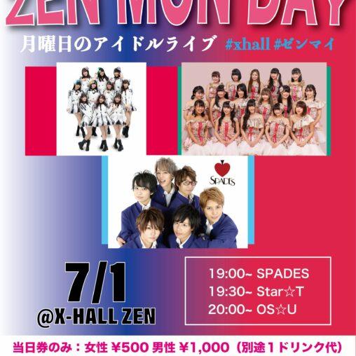 ZEN MONDAY