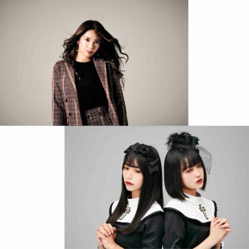 斉藤めぐ&創世記少女 -Genesis Girl -ライブ Vol.2